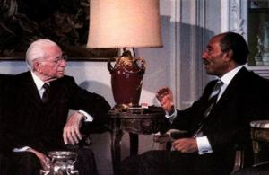 President Anwar Sadat, Egypt