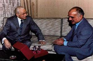 King Hussein, Jordan