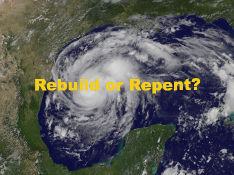 Rebuild or Repent?