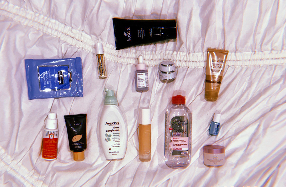Beauty Products in Three Parts, Pt. 2: What's On My Face