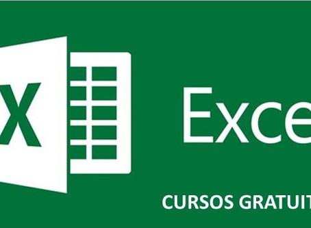 Aulas de Excel online e gratuitas