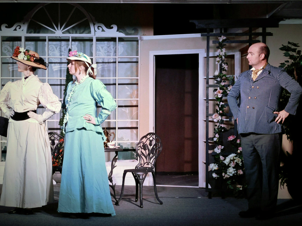 The Importance of Being Earnest 7