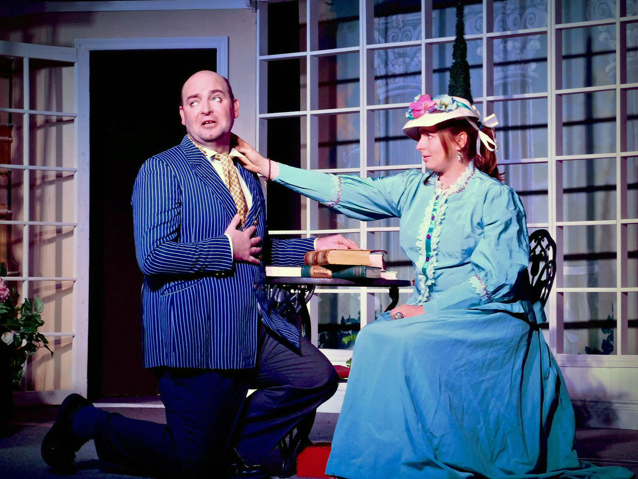 The Importance of Being Earnest 4