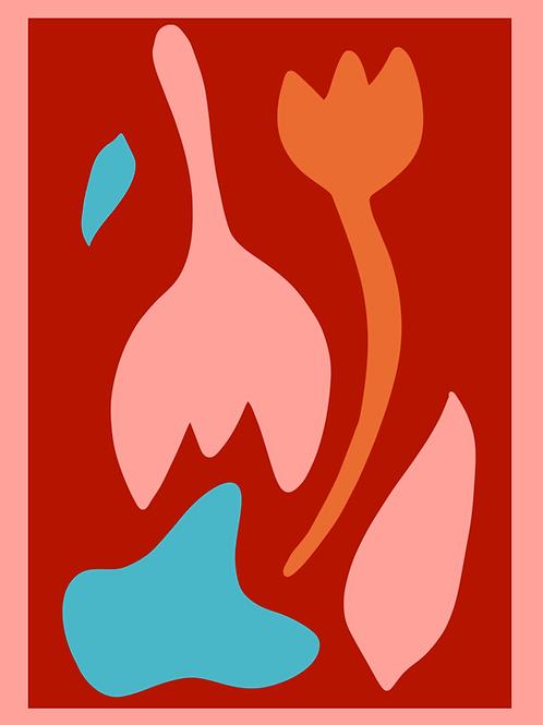 After Matisse VI