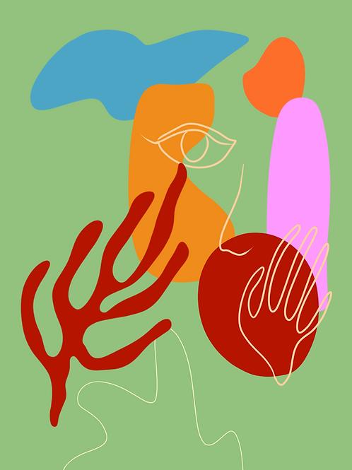 After Matisse I