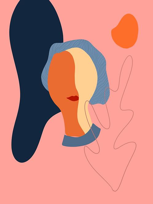 After Matisse II