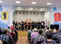 концерт ДО в УгличеСвято-Алексиевская Пу
