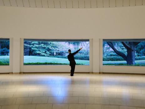 世田谷美術館「作品の無い展示室」