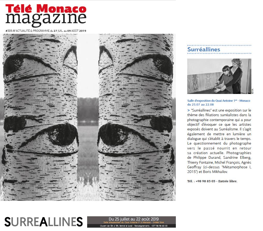 Télé Monaco magazine