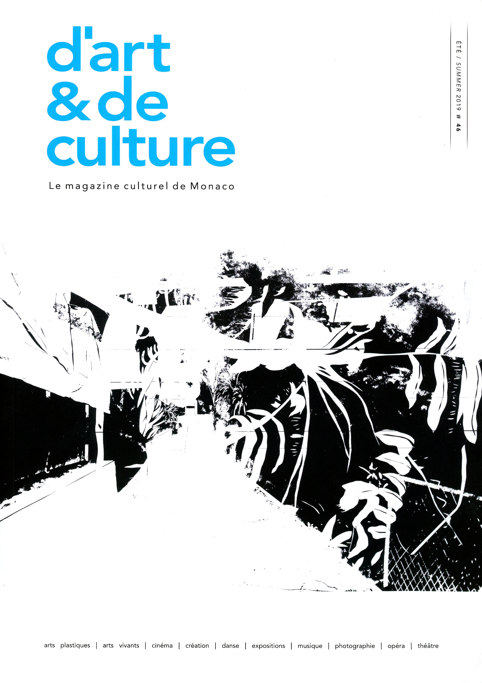 Magazine d'art et de culture