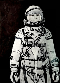 Projet Apollo, cosmonaut