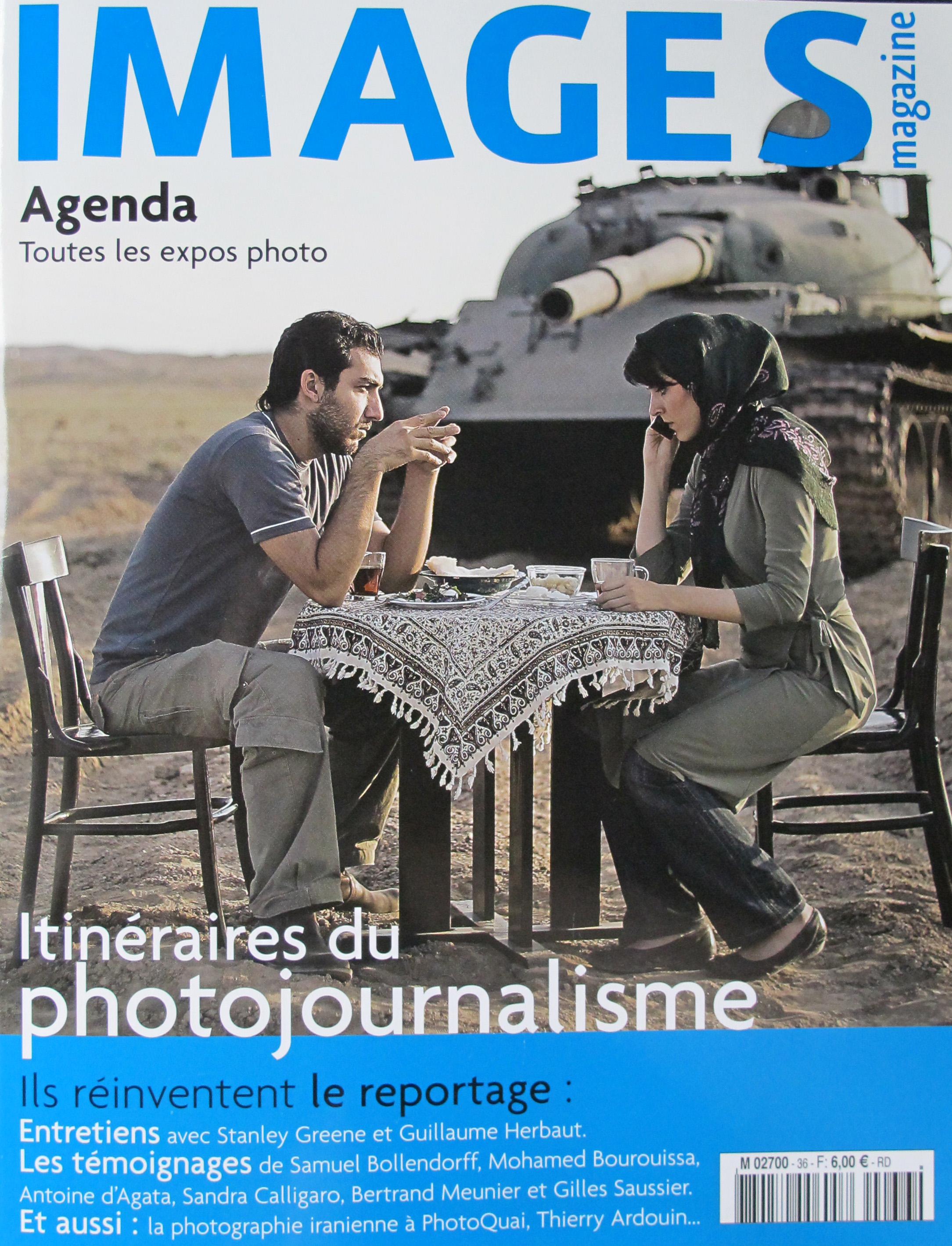 Images magazine