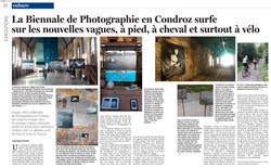 Journal Le Soir 07/08/21