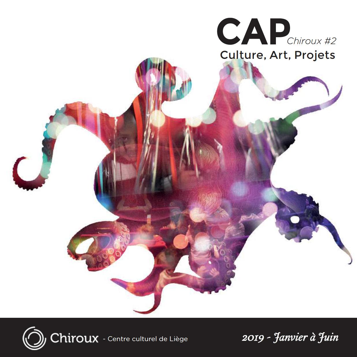 Brochure Les Chiroux,