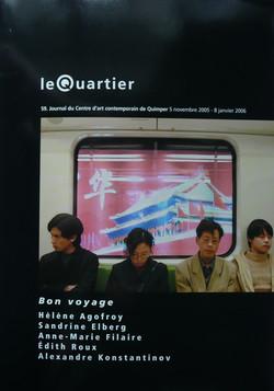 Le Quartier, Quimper