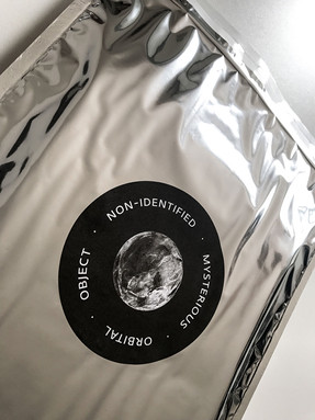 M.O.O.N Mysterious Orbital Object Non-identifield