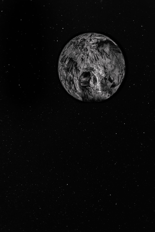 D'après Le voyage dans la Lune de Georges Méliès