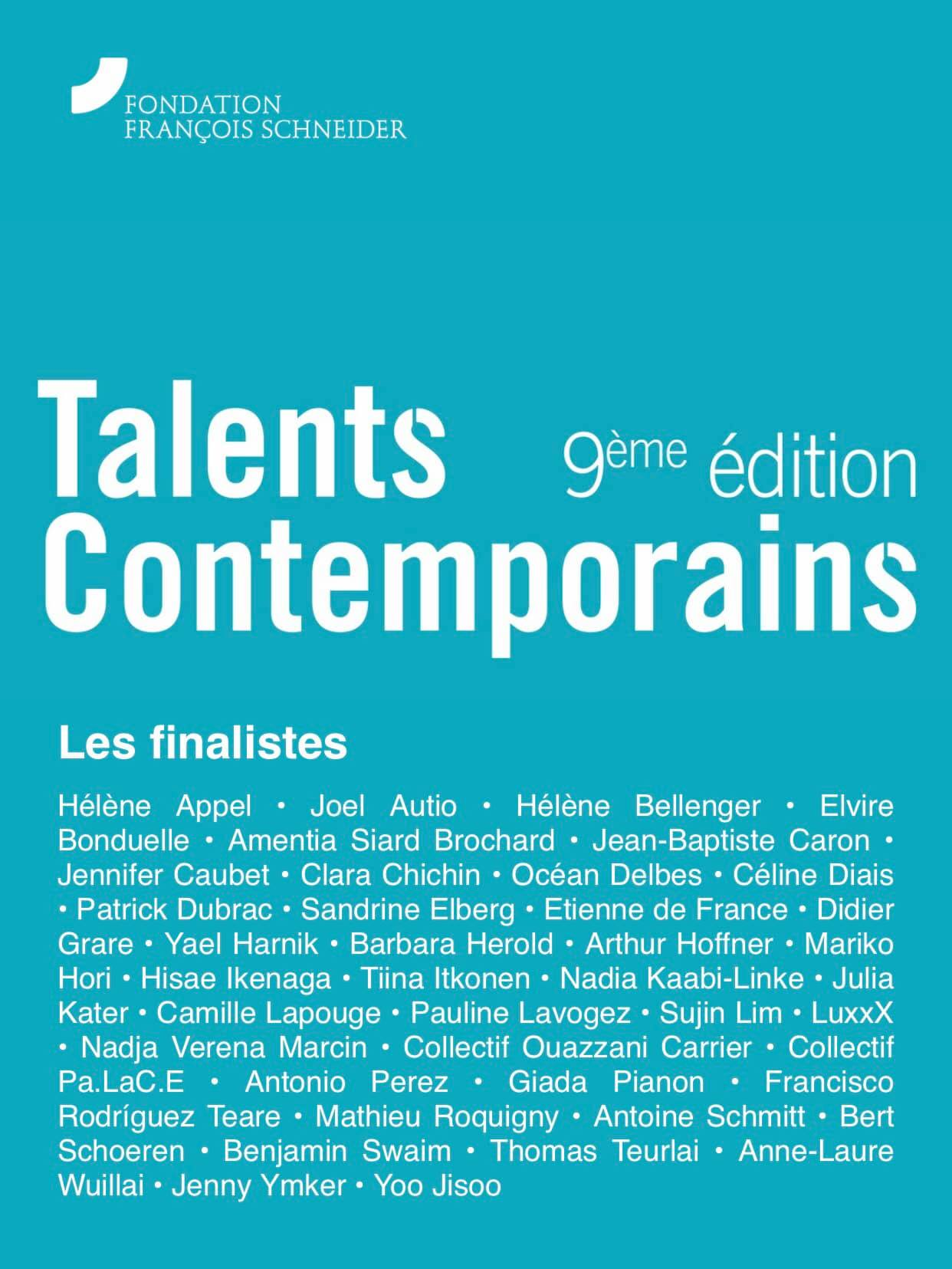 Talents Contemporains 09/2020