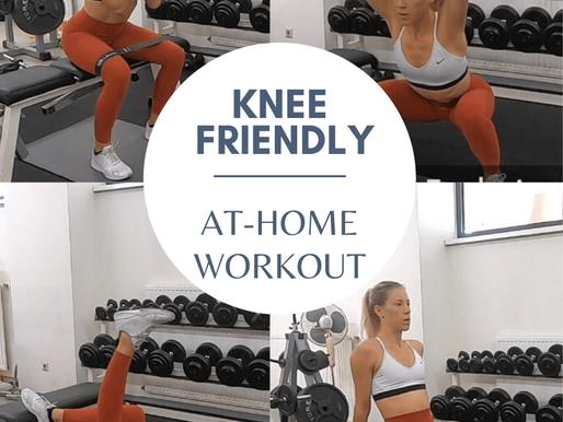Knee-Friendly Lower Body Workout