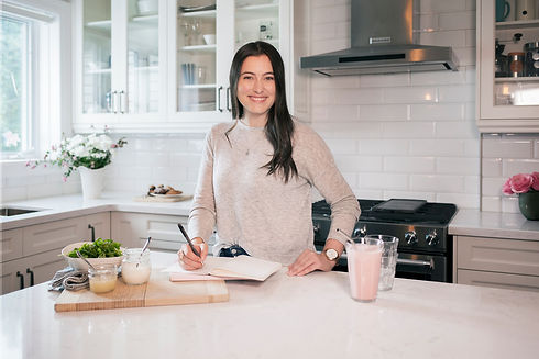 Renée, Certified Holistic Nutritionist