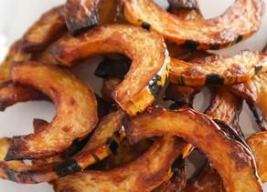 Healthy Delicata Squash Fries (Paleo, Vegan)