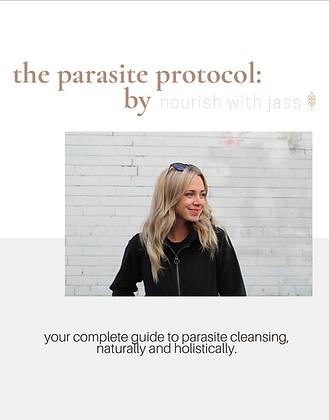 the parasite protocol eBook