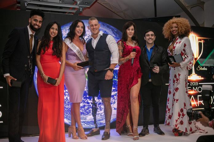 Celestia Barby Role Model Award Recipients