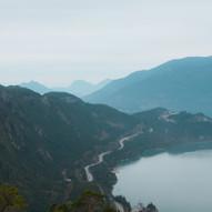 Squamish BC Lake