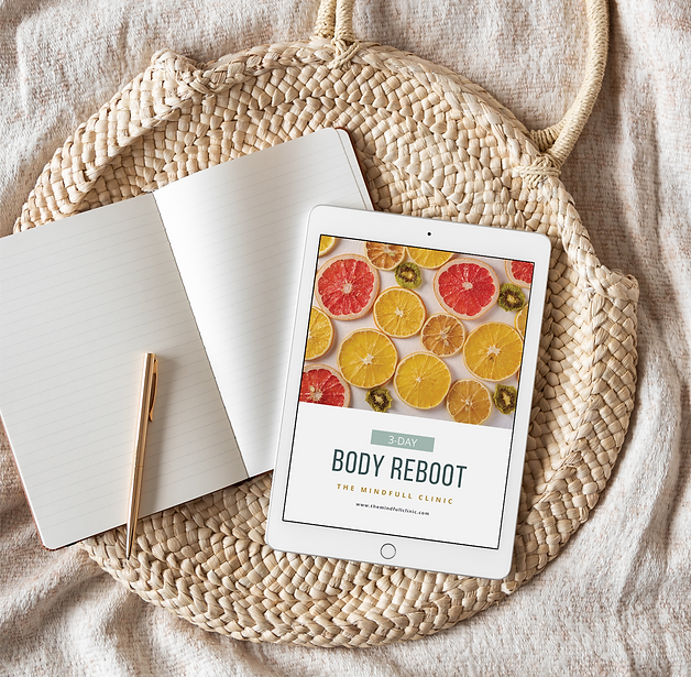 Tablet With Free Body Rebot E-Book