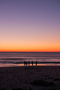Sunrise Over The East Coast of Canada