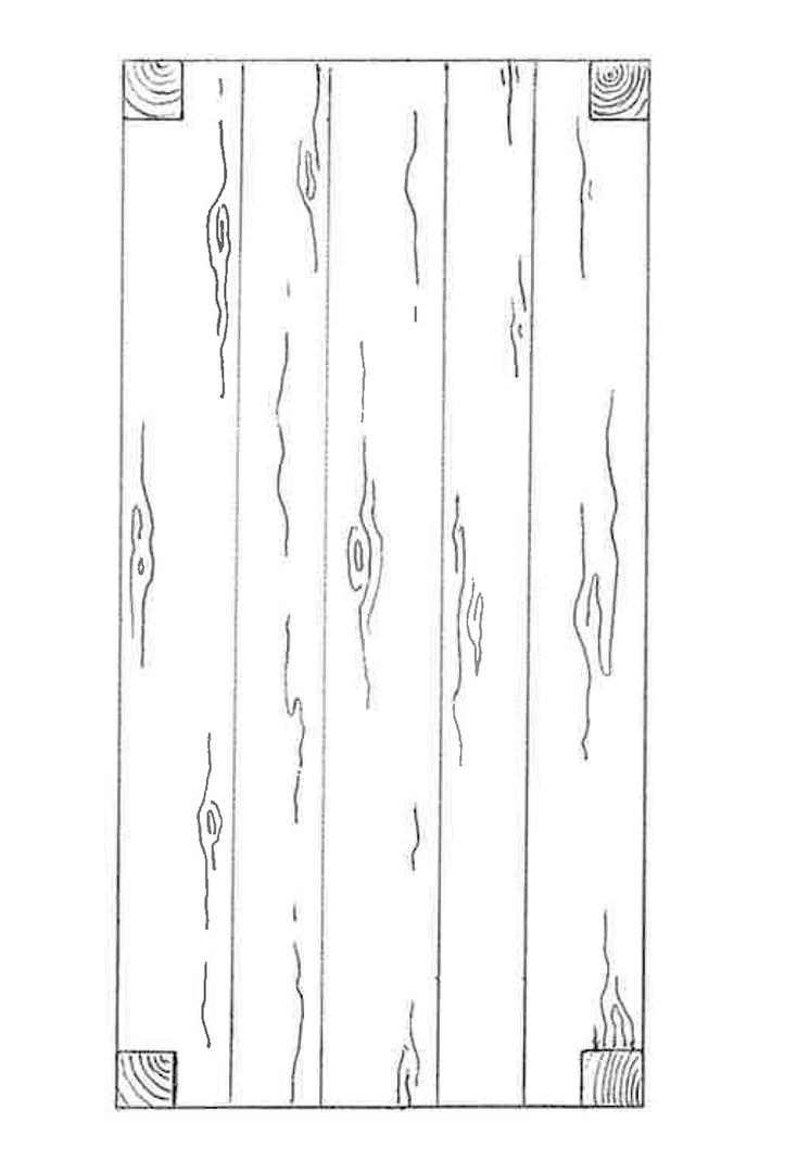 Post Cut Out Leg