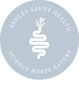 Ashley Suave Health | Science Meets Nature Logo