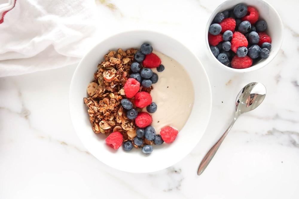 healthy granola paleo
