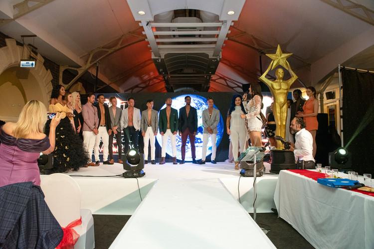 Recipients At Role Model Awards