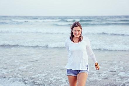 Renée, Founder of Salt & Spoon Wellness, on Beachside