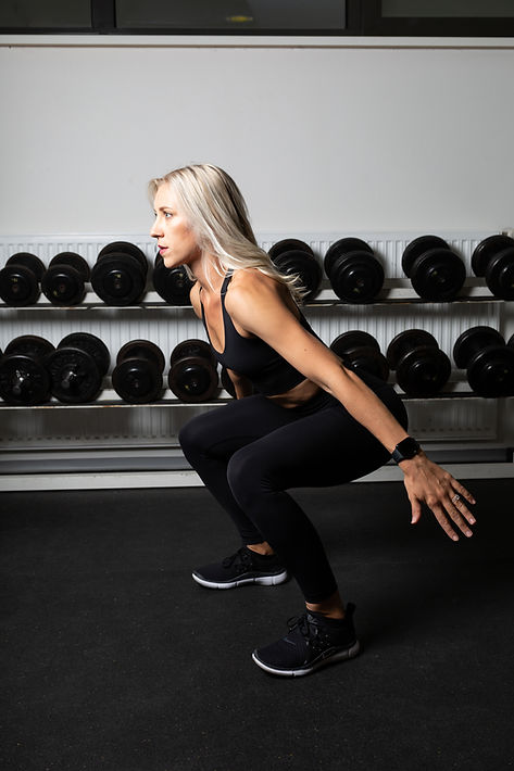 Home Workout Instructor, Dana