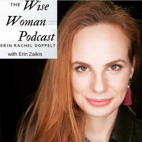 LISTEN TO ERIN ON WISE WOMAN PODCAST