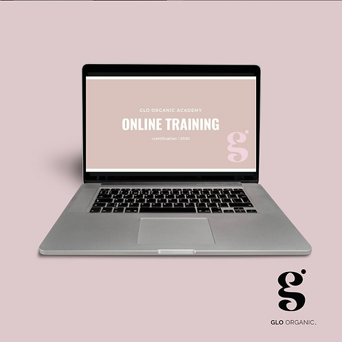 GLO ONLINE TRAINING (Without Equipment)