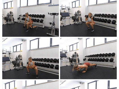 Dumbbell Only Full Body HIIT Workout
