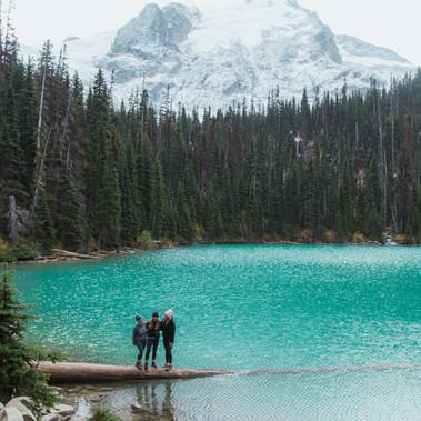Joffre Lake Alberta