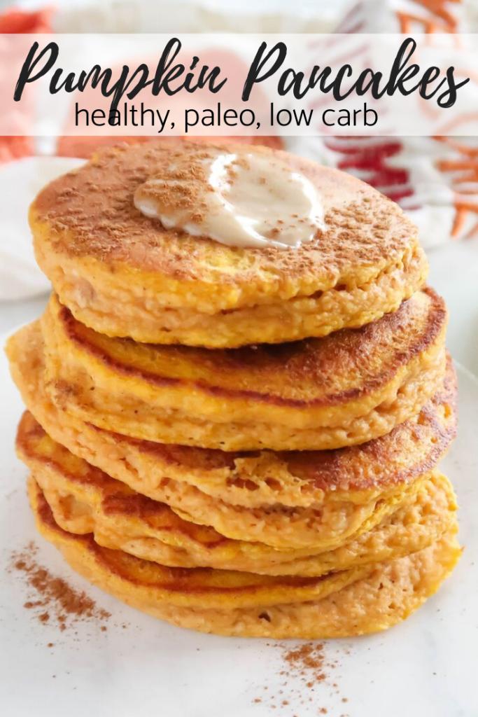 pumpkin pancakes paleo