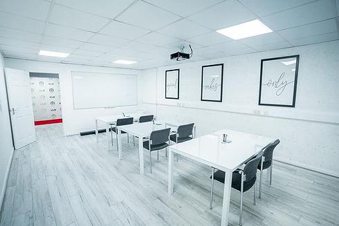 Boss Academy Classroom