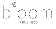 Bloom In Business Logo