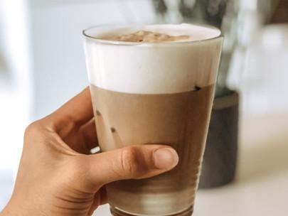 Sweet Cream Iced Coffee