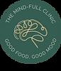 The Mindful Clinic - Good Food, Good Mood Logo