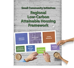 Small Comunity Initiative Graphic