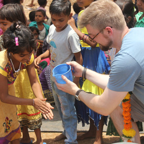 Reflections from our first year in Ashte, India