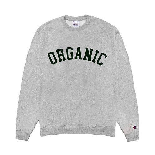 """ORGANIC"" CREWNECK"