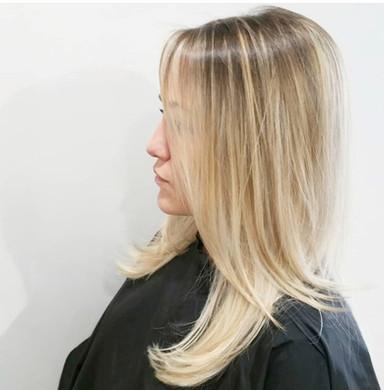 Hair Colour Spa on Wilson