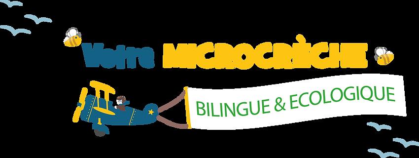 Micro-crèche Bilingue et écologique pratiquant la langue des signes et l'accueil d'enfant handicapé